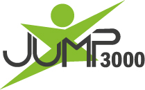 JUMP3000 Logo