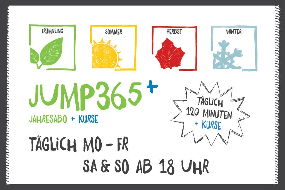 JUMP 365+