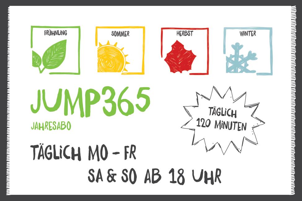 JUMP 365