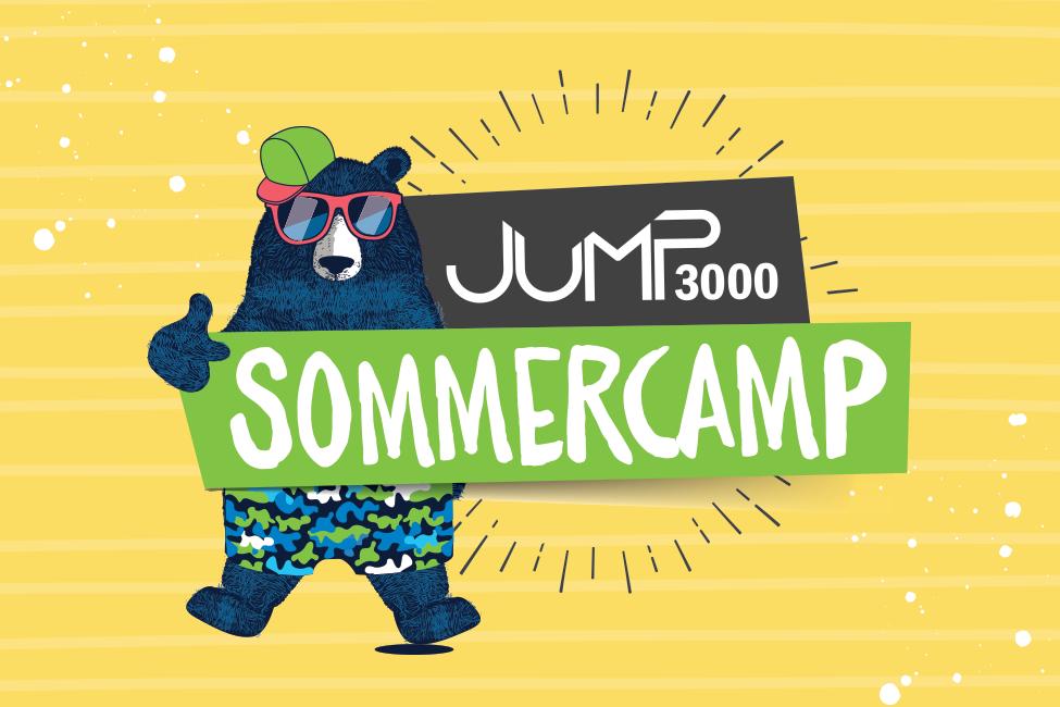 JUMP3000 Sommercamp