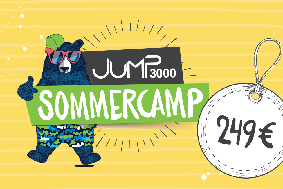 JUMP3000 Sommercamp