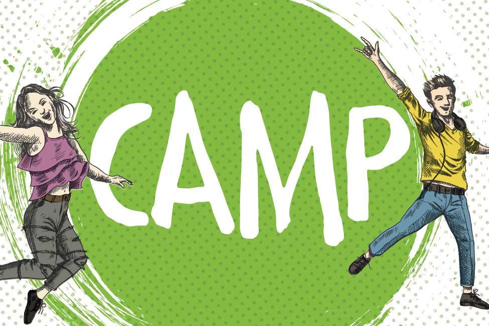 JUMP3000 Camp